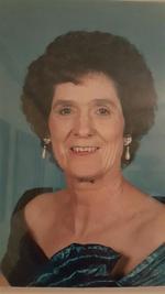 Mattie Helen  Basham (Ward)